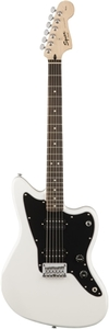 Squier Affinity Jazzmaster Electric Guitar (Arctic White) - Cover