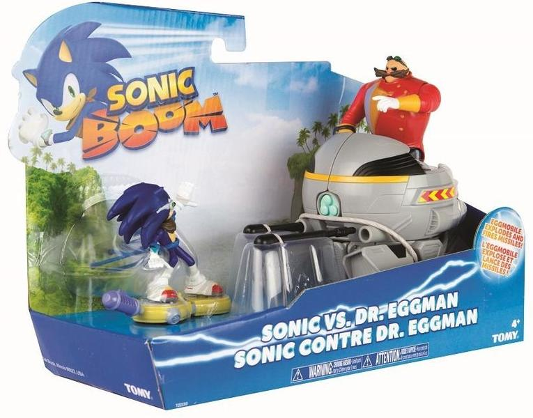 Kids Play With Sonic Exe Toys And Super Sonic Exe Toys: Sonic Vs Eggman Play Set
