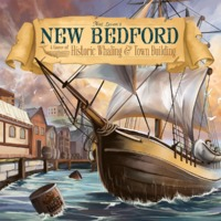 New Bedford (Board Game) - Cover