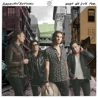 American Authors - What We Live For (Vinyl) - Cover