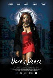 Dora's Peace (DVD) - Cover