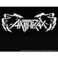Anthrax Death Hands Individual Coaster