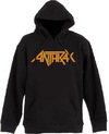 Anthrax Evil Twin Mens Black Pullover Hoodie (X-Large)