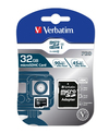 Verbatim - 32GB SDHC Pro Plus Adaptor