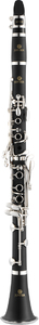 Jupiter JCL700S Silver Plated 700 Series Bb Clarinet - Cover