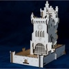 Blackfire Dice Tower - White Castle