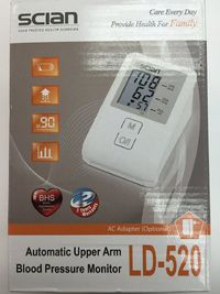 Scian - Arm Blood Pressure Monitor