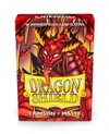 Dragon Shield Japanese Size Sleeves - Matte Crimson (60 Sleeves)