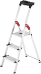 Hailo - XXL EasyClix Safety Ladder (3 Steps)