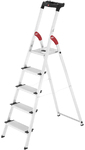 Hailo - XXL EasyClix Safety Ladder (5 Steps)