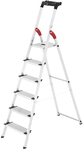 Hailo - XXL EasyClix Safety Ladder (6 Steps)