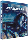 Star Wars The Original Trilogy - Episodes IV / V / VI (Blu-ray)