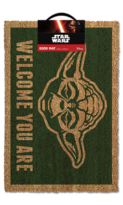 Star Wars - Yoda Doormat - Cover