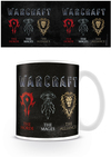 Warcraft - Logo Mug Cover
