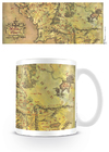 The Lord of the Rings - Middle Earth Mug Cover