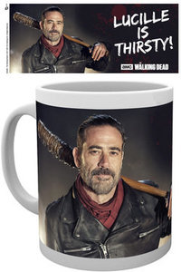 The Walking Dead - Lucille is Thirsty Mug - Cover