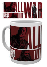 The Walking Dead - All Out War Mug - Cover