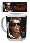 The Terminator - I'll Be Back with Image Mug Cover