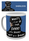 Sherlock - What's It Like Mug