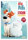 Secret Life of Pets: Sticker Scenes (Paperback) Cover