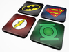DC Originals - Symbols Coasters (Set of 4) Cover