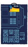 Doctor Who - Tardis Door Mat