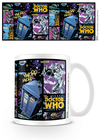 Doctor Who - Comic Strip Mug