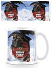 How To Train Your Dragon - Night Fury Mug Cover