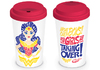 DC Super Hero Girls (Girls Are Taking Over) Travel Mug