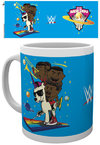 WWE - New Day Cartoon Mug