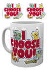 Pokemon - I Choose You Mug