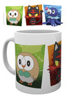 Pokemon - Alola Partners Mug Cover
