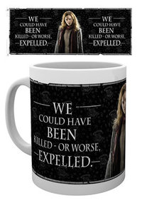 Harry Potter - Hermione Quote Mug - Cover