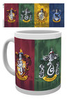 Harry Potter - All Crests Mug Cover