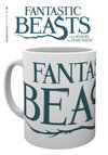 Fantastic Beasts - Logo Mug Cover