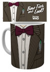 Doctor Who - 11th Doctor Costume Mug