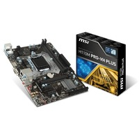MSI H110M PRO-VH PLUS Socket 1151 Motherboard
