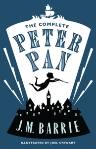Complete Peter Pan - Sir J. M. Barrie (Paperback) - Cover