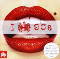 Ministry of Sound: I Love / Various (CD) - Cover
