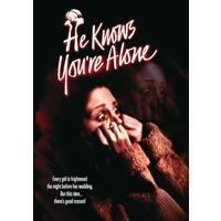 He Knows You're Alone (Region 1 DVD)