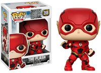Funko Pop! Movies - DC's Justice League: The Flash Vinyl Figure - Cover