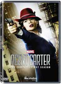 Agent Carter - Season 1 (DVD)