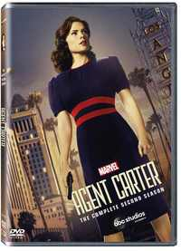 Agent Carter - Season 2 (DVD)