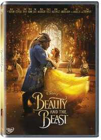 Beauty and the Beast (Live Action) (DVD) - Cover