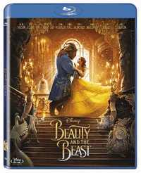 Beauty and the Beast (Live Action) (Blu-ray) - Cover