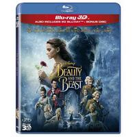 Beauty And The Beast (Live Action) (3D Blu-ray)