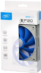 Deepcool UF120 Ultra Silent Fan with Patented De-Vibration TPE Cover