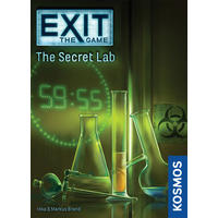 EXIT: The Game - The Secret Lab (Board Game)