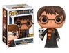 Funko Pop! Movies - Harry Potter: Harry With Hedwig Vinyl Figure