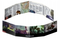 Dungeons & Dragons - Rage of Demons: DM Screen (Role Playing Game) - Cover